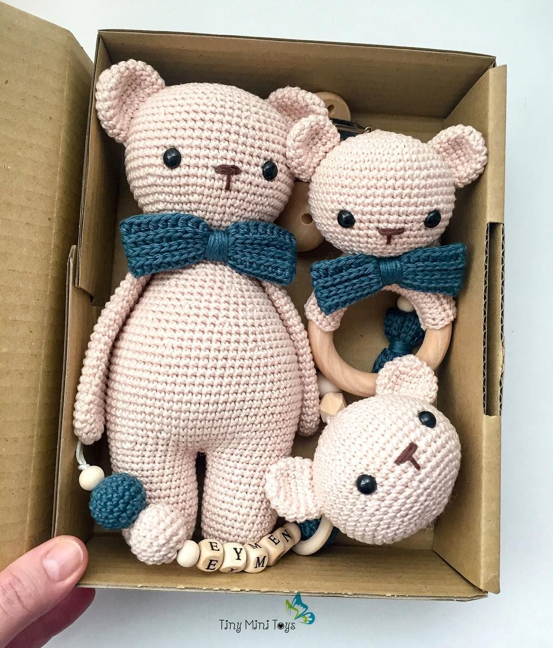 Amazing and Easy Amigurumi Pattern Images and Crochet Animals 2019