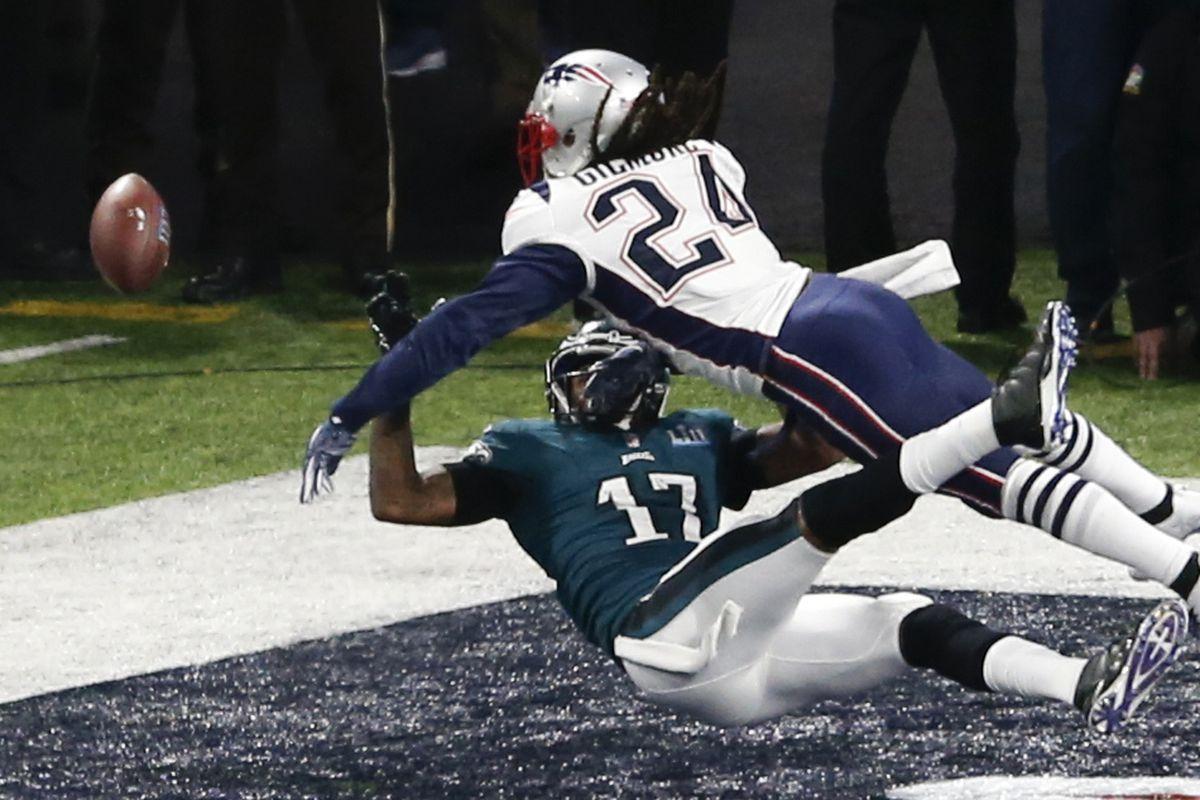 New England Patriots game