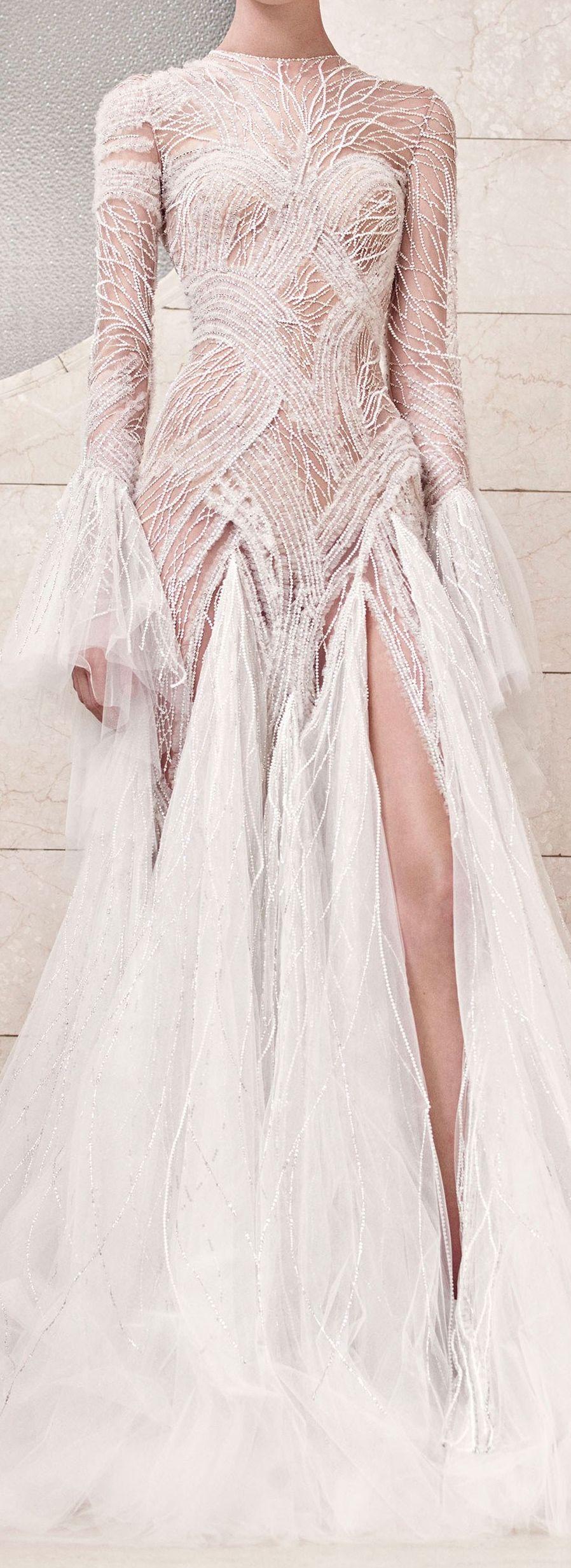Versace wedding dress  Atelier Versace Bridal HC  FW   Wedding Dress