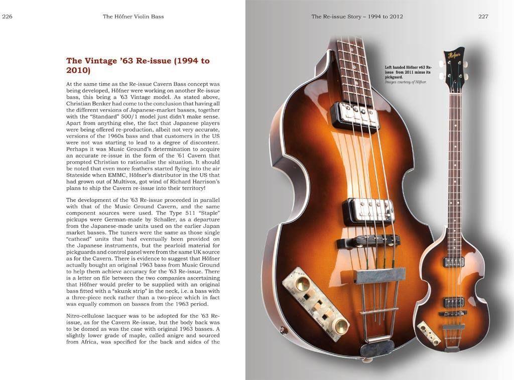 Pin By Mark Harrison On Paul Mccartney S 1963 Hofner 500 1 Bass Paul Mccartney Electric Guitar Bass