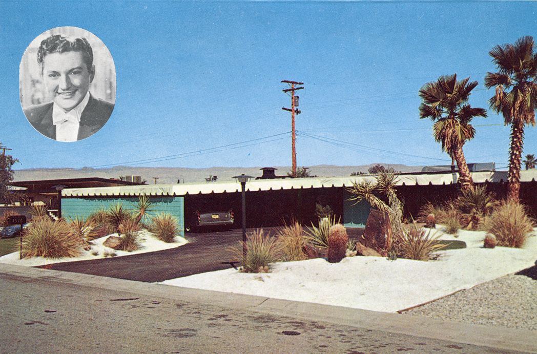 Modern and Famous Houses in Palm Springs Self Guided Tour ...