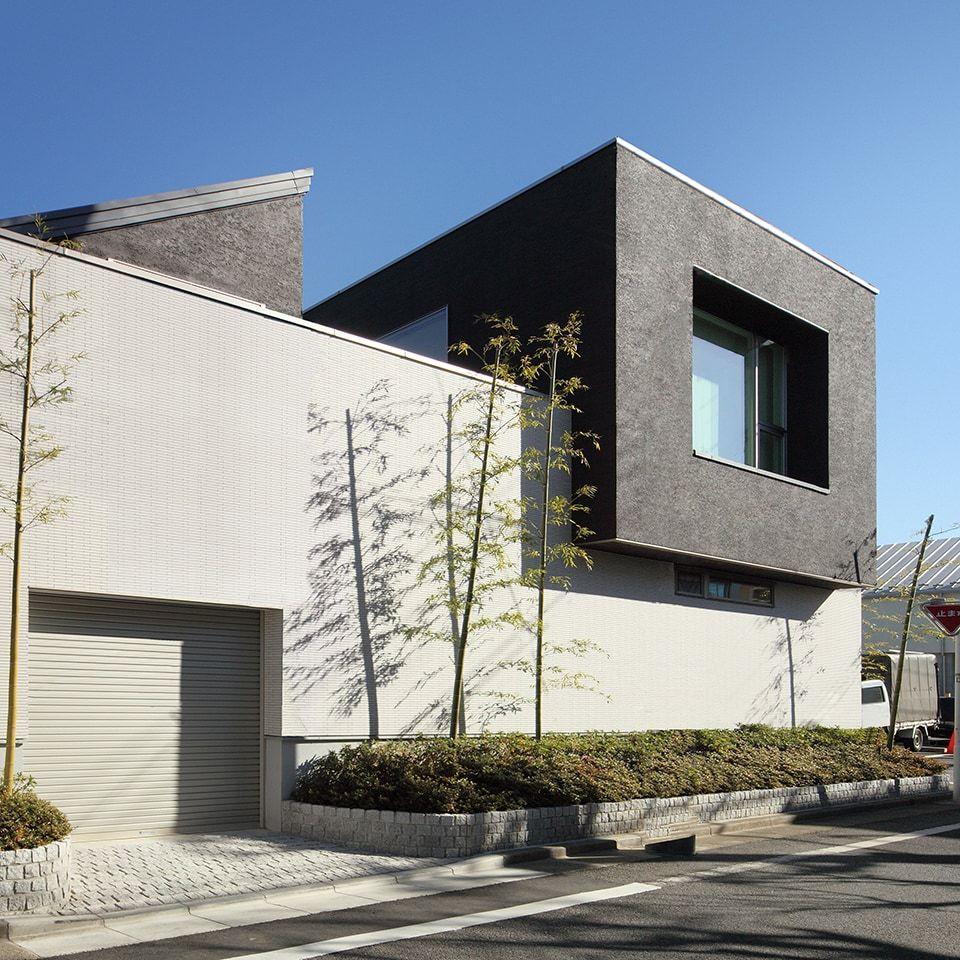 建築実例 街角の週末住宅 デザイナーズ住宅 建築家と建てるなら