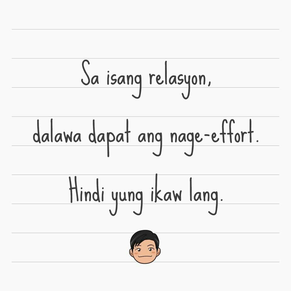 Pin By Cath Torres On Hugot Pinoy Quotes Tagalog Quotes Quotes