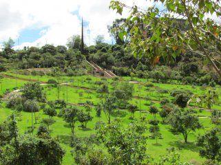 Parques ecológicos en bogota