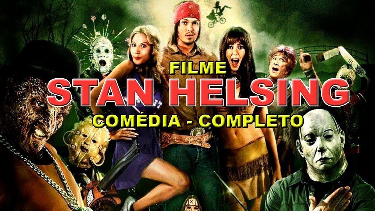 Stan Helsing Em Hd Filme Completo Dublado L Filmes Comedia Com