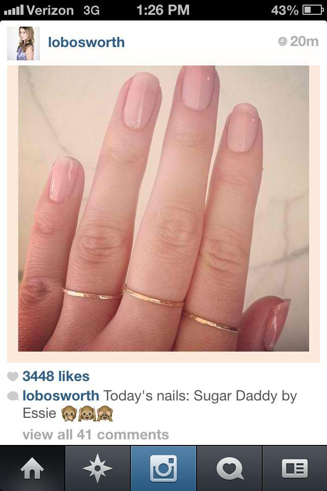 Essie Sugar Daddy