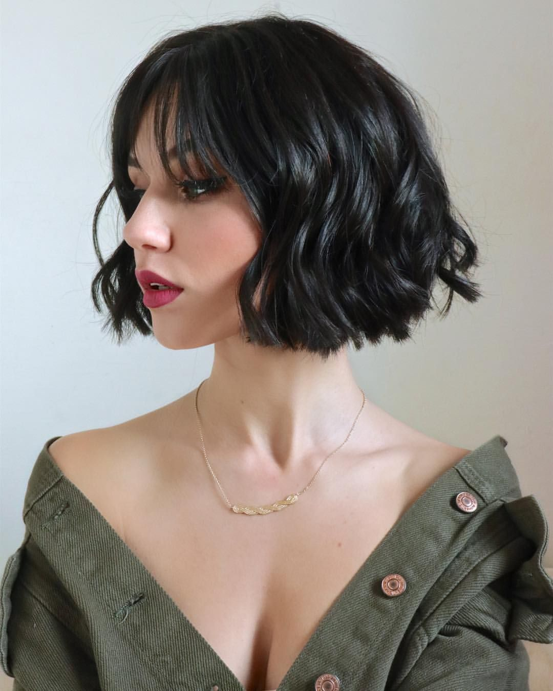 If My Hair Were Straighter I Ll Get This Haircut Short Hair With