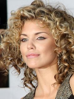 Short Naturally Curly Hair Styles 07 Haircuts For Curly