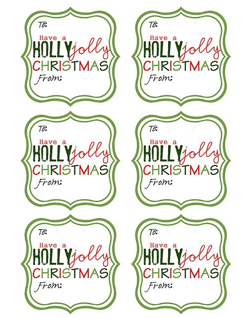 Merry Christmas Labels.Lots Of Free Christmas Tag Printables We Wish You A Merry