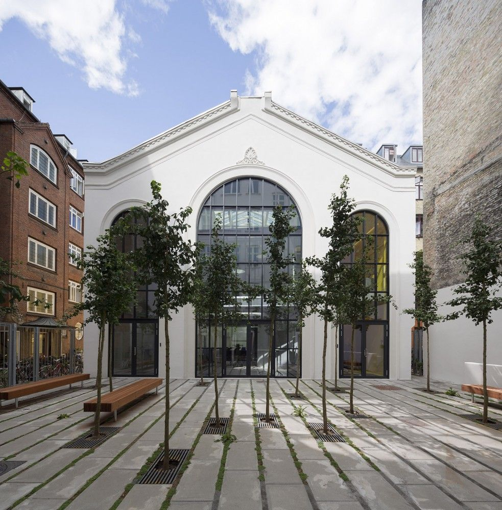 Dorte Mandrup Arkitekter