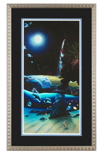 Island Paradise Limited Edition Custom Framed Cibachrome - 15\