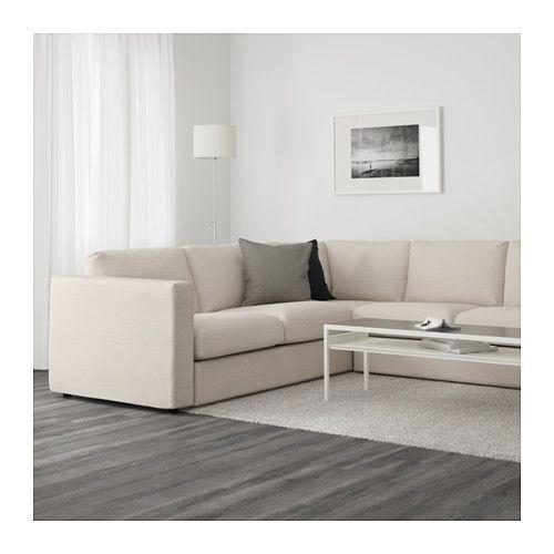 Us Furniture And Home Furnishings Ikea Sectional Cozy Sofa Ikea Living Room