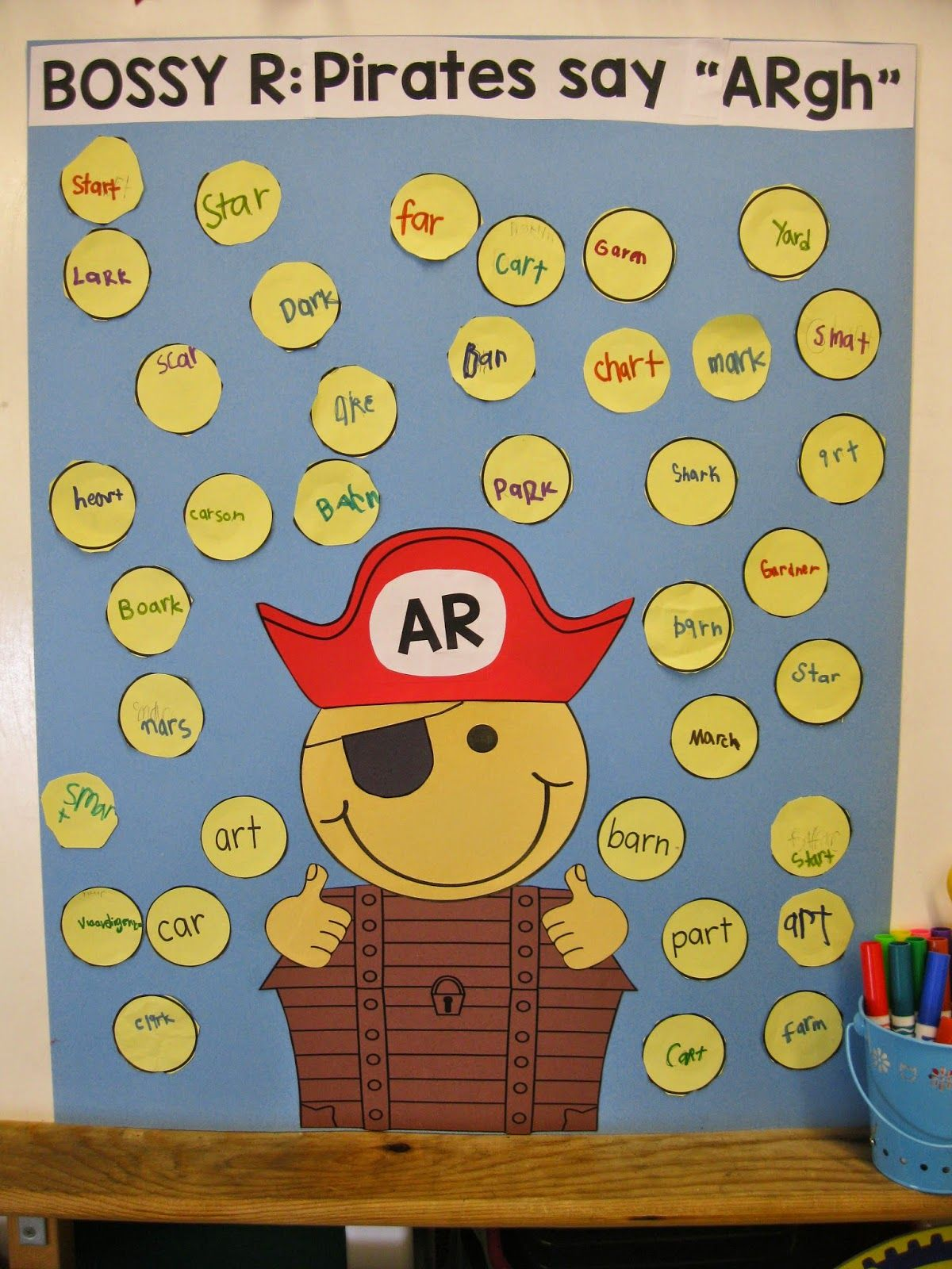 Pirate Worksheet Ar