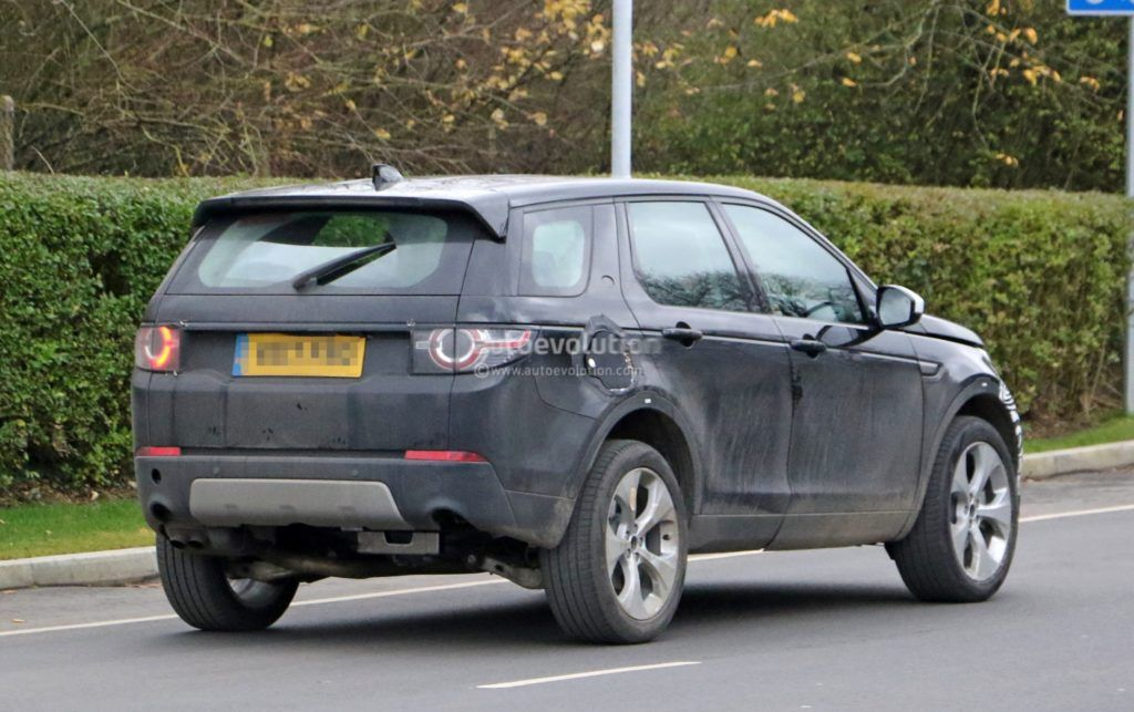 2019 Land Rover Discovery Sport prices (With images