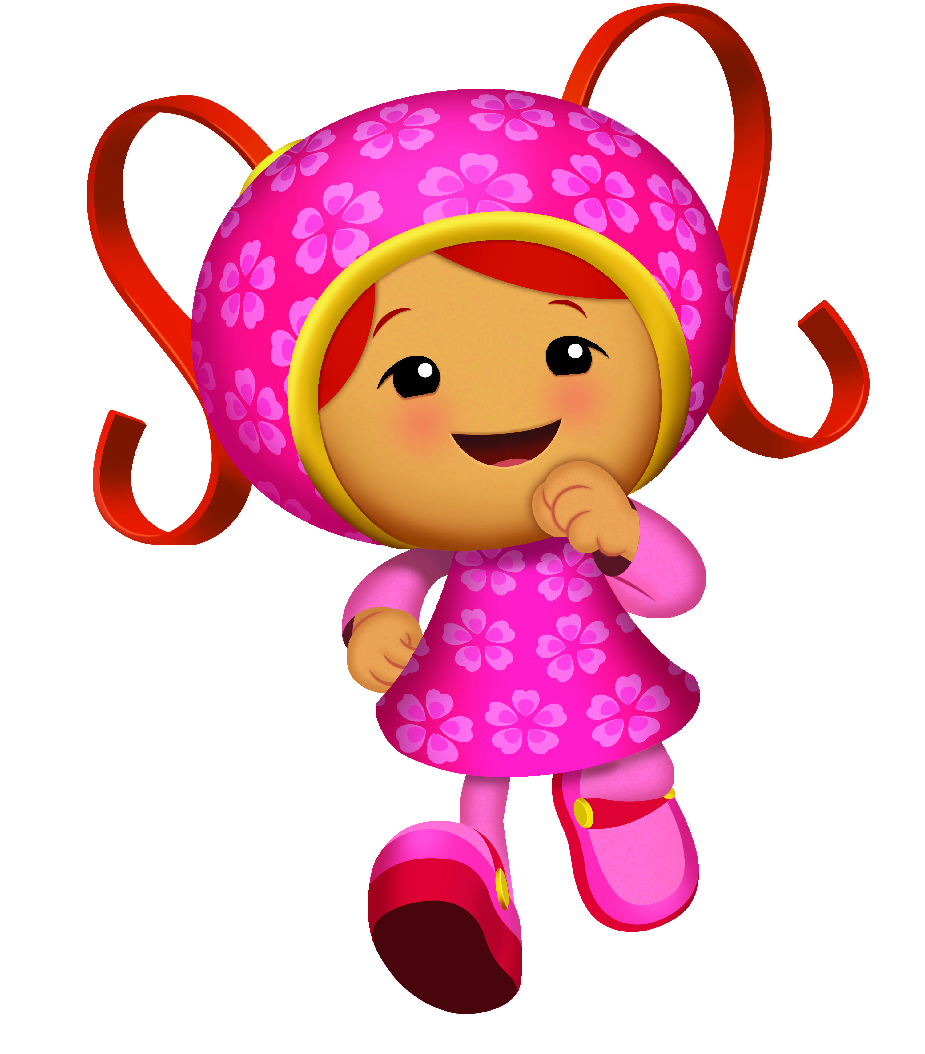 Umizoomi online coloring - Find Out All About Team Umizoomi