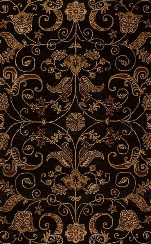 Black And Brown Black And Brown Rugs Brown Area Rugs