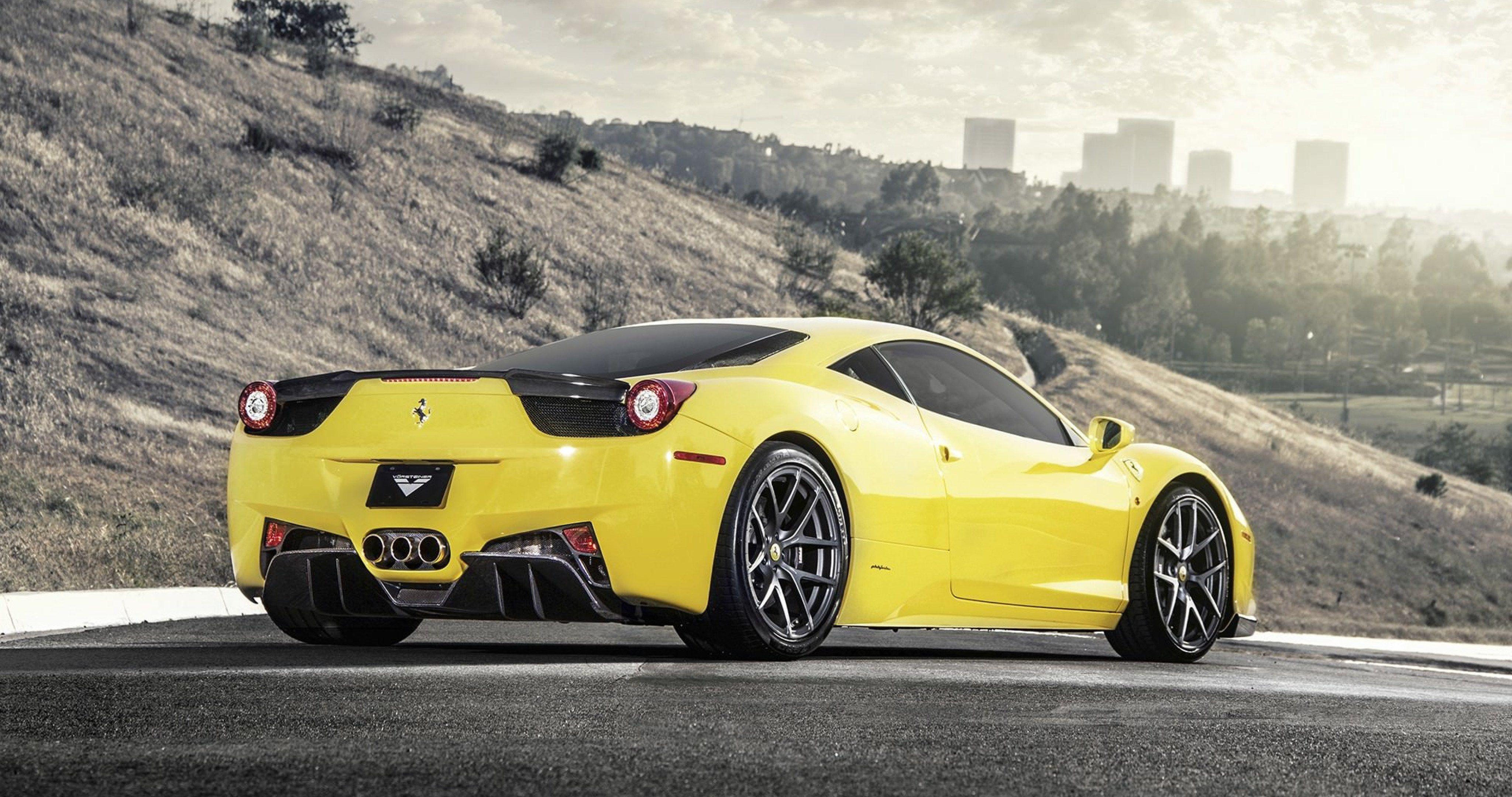 Ferrari 458 Italia 4k Ultra Hd Wallpaper Ololoshenka Pinterest