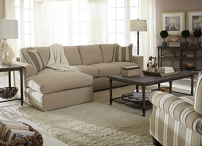 Charleston Sectional From Havertyu0027s Living Room   To Be Ordered