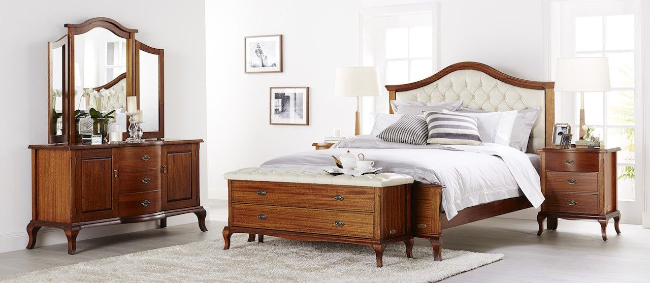 Chelsea Lane Bedroom Furniture Furniture Master Bedrooms Decor Timber Beds
