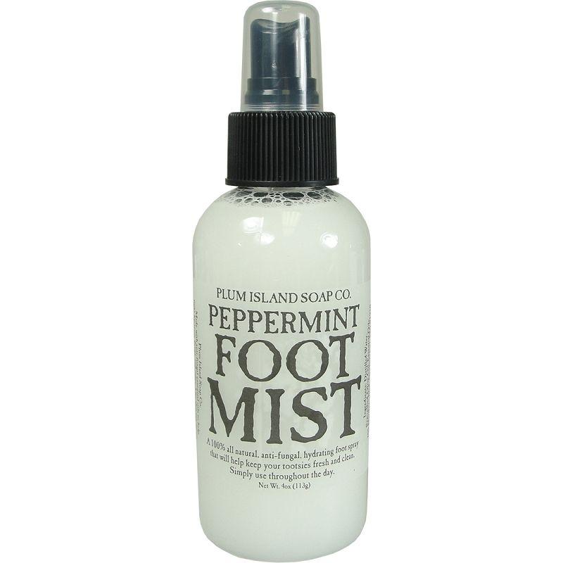 Plum Island Peppermint Foot Spray Mist