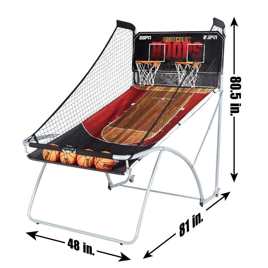 EZFold 2 Player Basketball Game 2 player basketball