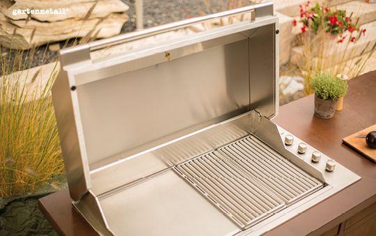 Gartenmetall Outdoor Küche : Cucina giardino unsere outdoorküche aus metall gartenmetall