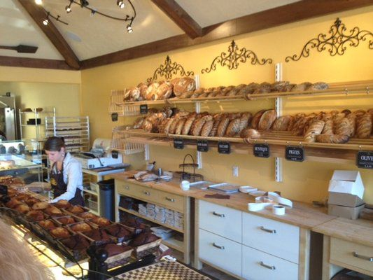 Maison Villatte was an amazing French Bakery in Falmouth, MA