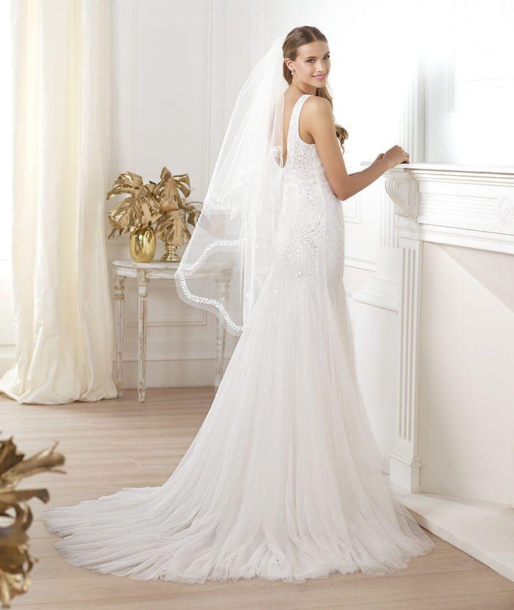 Pronovias Presents The Lacasta Wedding Dress. Fashion 2014