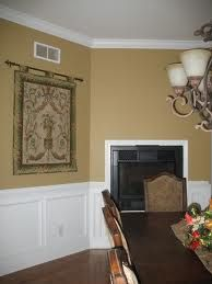 Decatur Buff Ben Moore Gold Paint Color For The Home