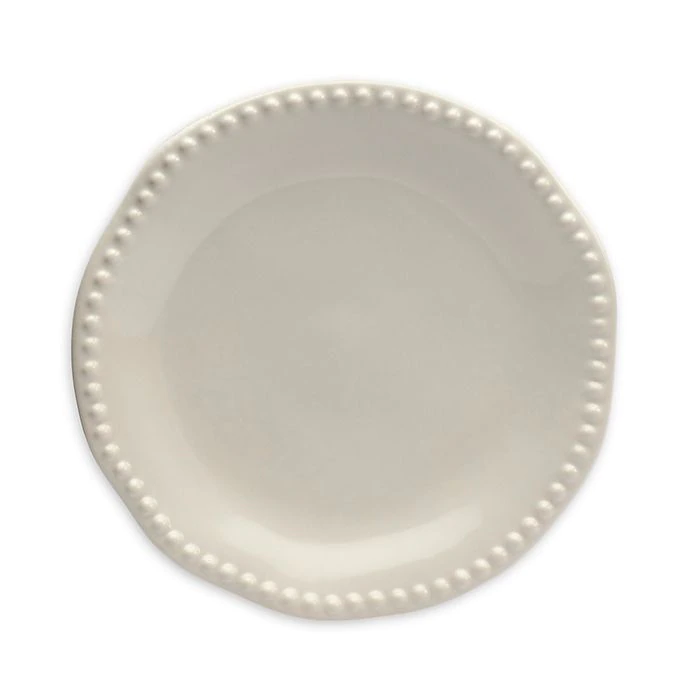 Modern Farmhouse Organic Bead Original White Dinner Plates Set Of 4 Bed Bath Beyond Farmhouse Dinner Plates White Dinner Plates Dinner Plates