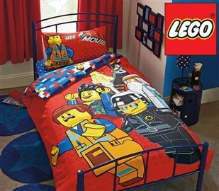 Everything Is Awesome With This Lego Bed Set Bedding Sets Uk