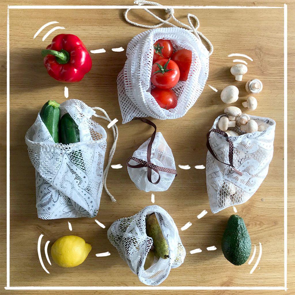 Fruit and veggie bags Zakupy
