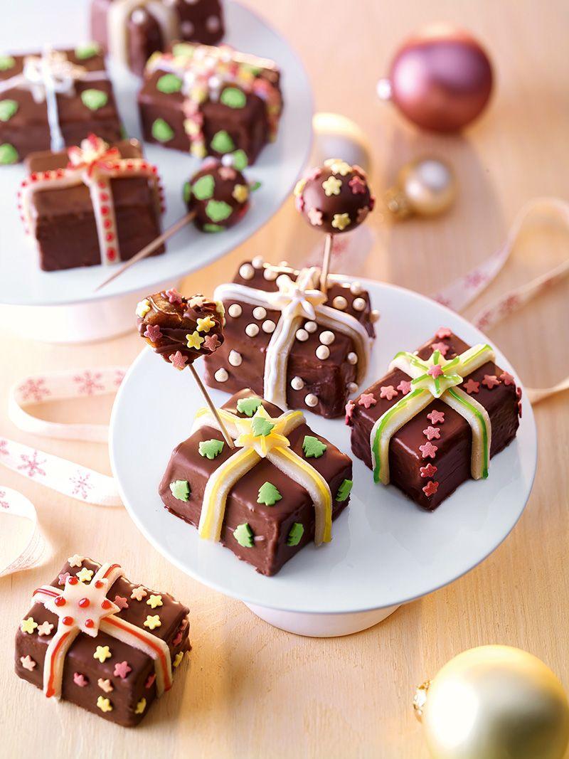 Bunte Weihnachtspackchen Rezept Kekse Pinterest Kekse