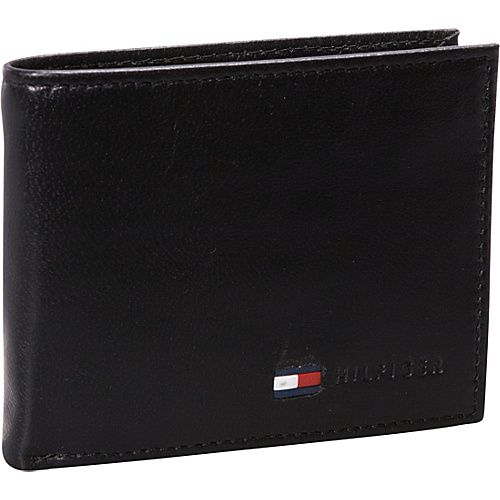 94764bac3 Tommy Hilfiger Wallets Stockton Coin Pocket Wallet Black - Tommy Hilfiger  Wallets Mens Wallets from Yvonne s  shoes