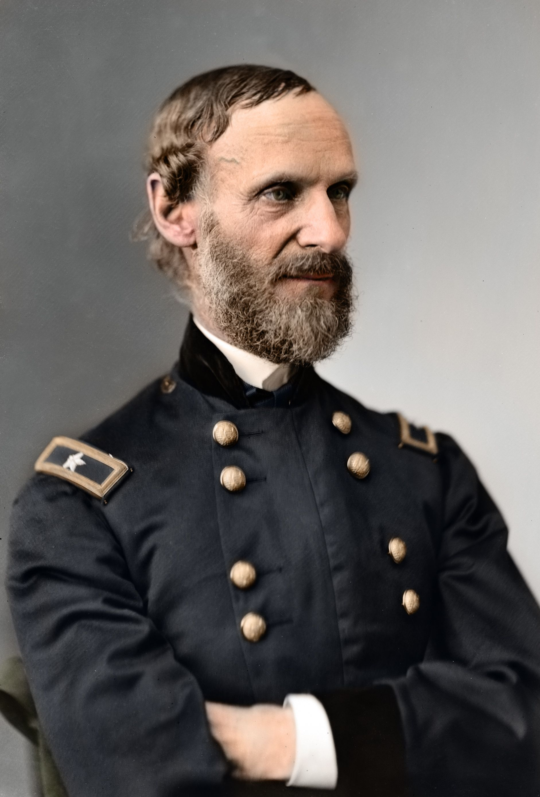 Brigadier General Edward D. Townsend of the Union, ca. 1865