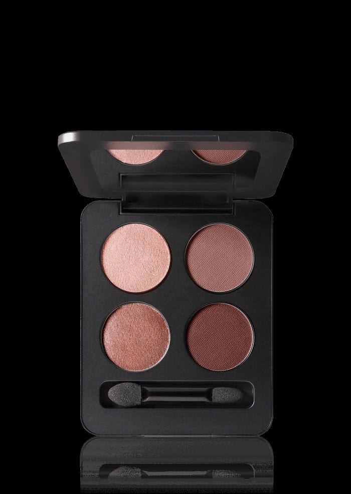 ANNEMARIE BÖRLIND Eyeshadow Palette Rosé Natural