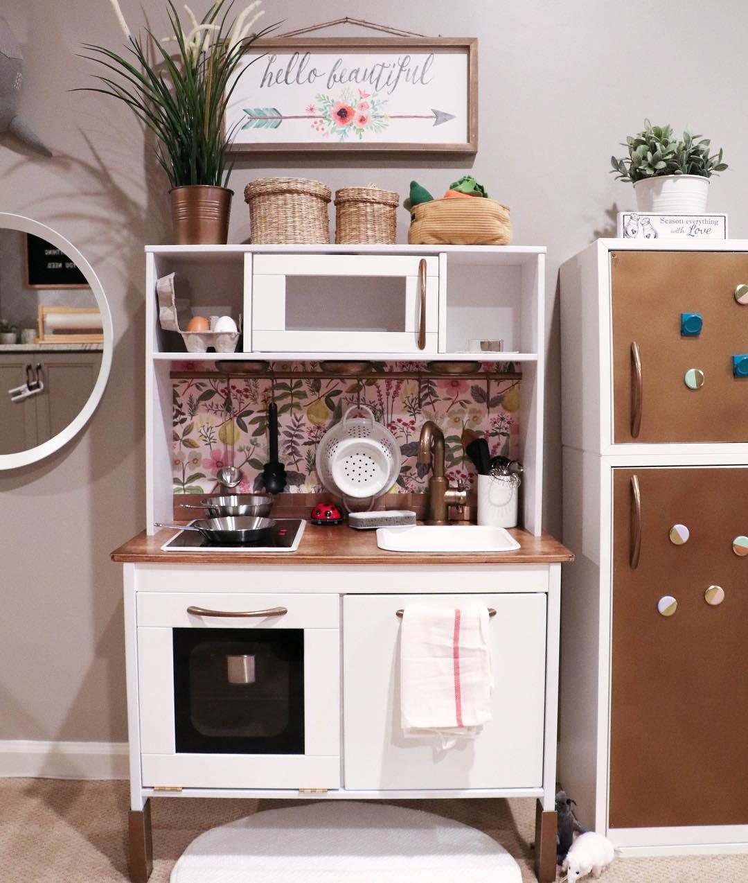 IKEA Hack: Building Your Child\'s Dream DUKTIG Play Kitchen ...