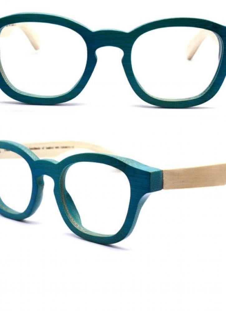 Handmade vintage turquoise #bamboo #glasses« | Glasses | Pinterest ...