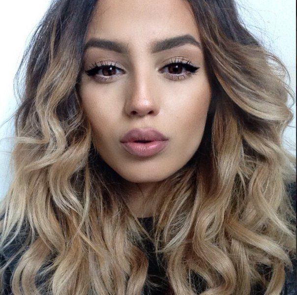 Val Mercado hair and makeup