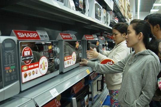 Từ vựng tiếng Hàn về cửa hàng điện máy