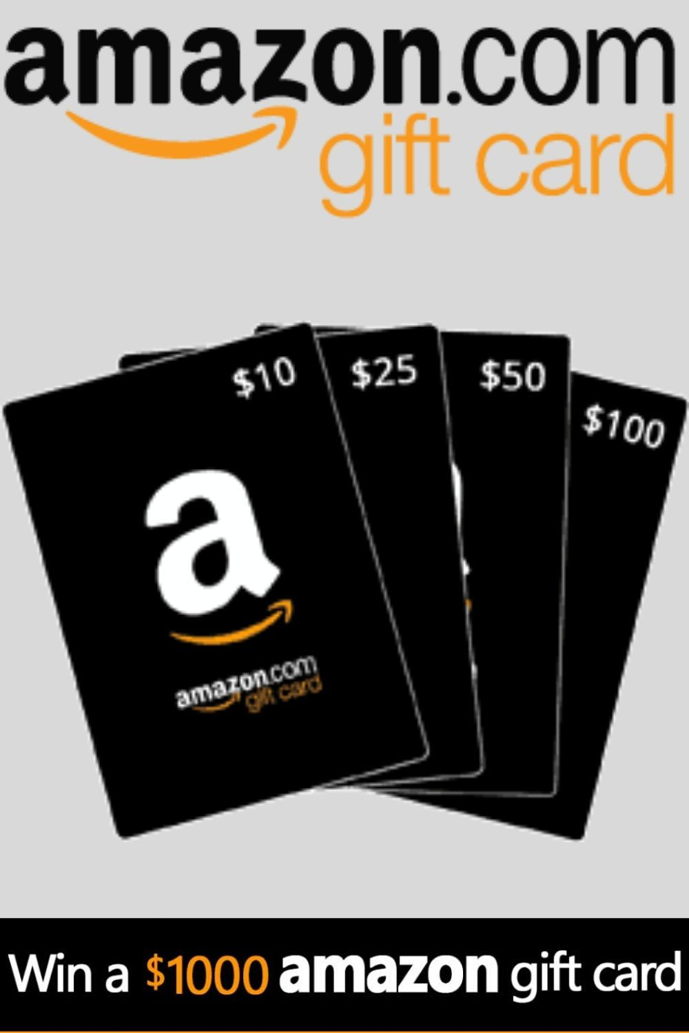 Amazon Win A Free Gift Card No Survey In 2020 Amazon Gift Card Free Amazon Gift Cards Amazon Gifts