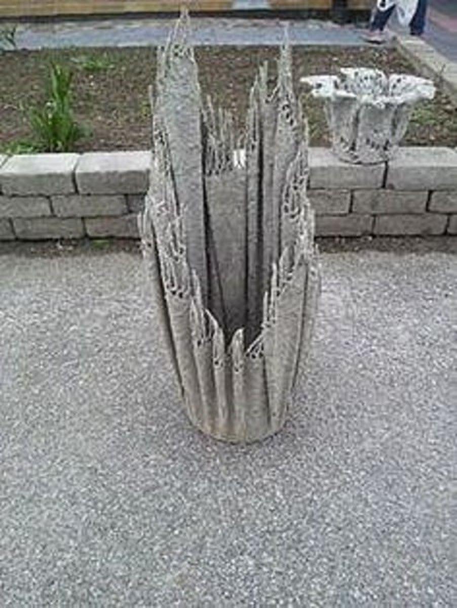Накрываем бетон цементным раствором состава 1 2
