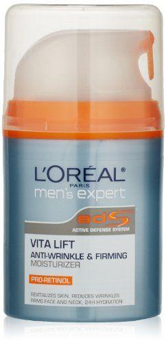 L Oreal Paris Men S Expert Vita Lift Anti Wrinkle Firming