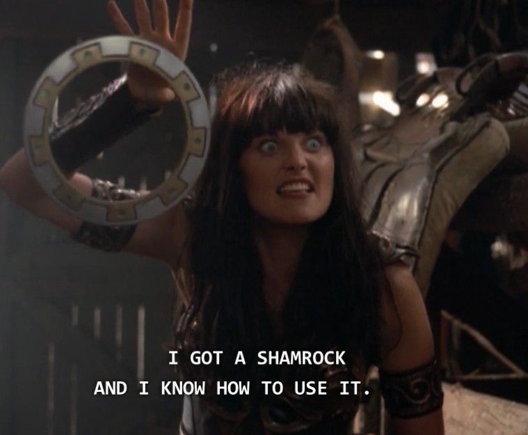 On the next So you think you're a Warrior Princess...Oh, Meg