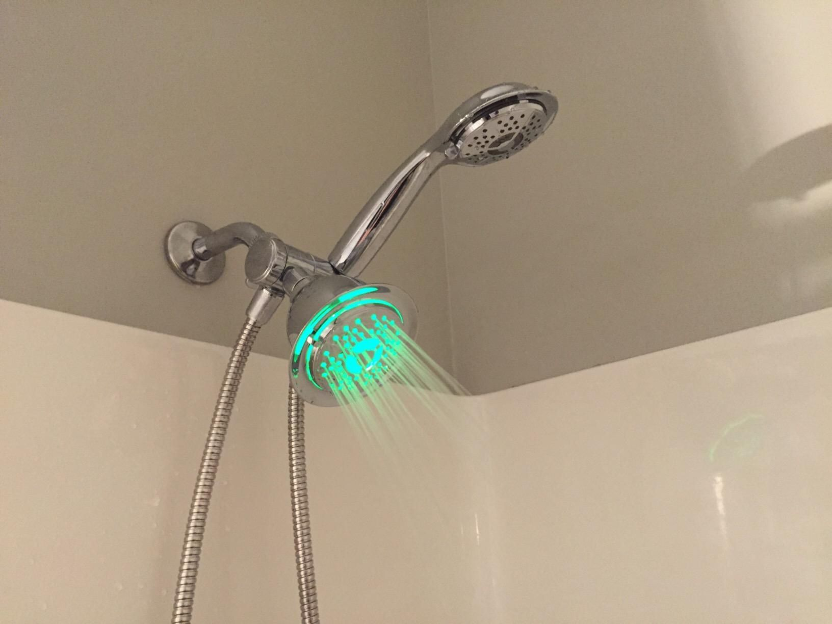 Best Led Shower Head Reviews In 2020 Led Shower Head Shower Head Reviews Shower Heads