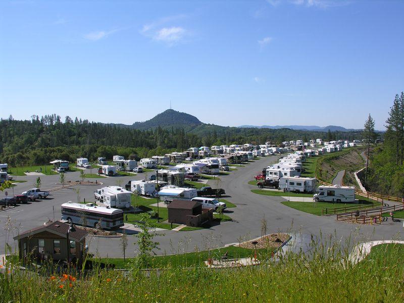 Jackson Rancheria Rv Park In Jackson Ca Garners A Nearly