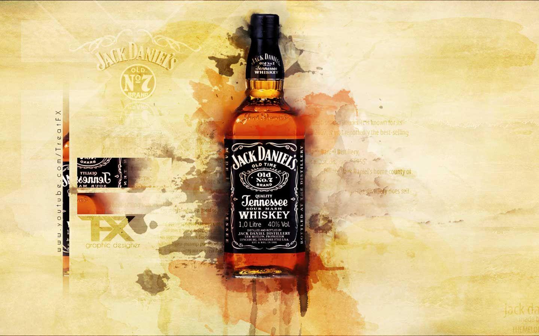 Christmas Jack Daniels