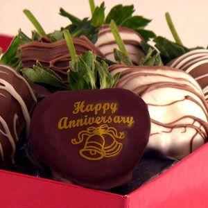 chocolate strawberries box - Google Search