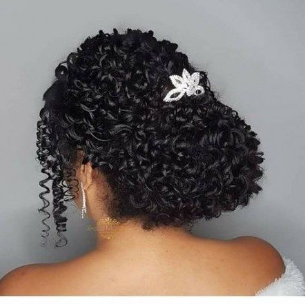 Trendy Hairstyles Black Girls Updo Ideas Curly Hair Up Black Girl Updo Hairstyles Girls Updo Hairstyles