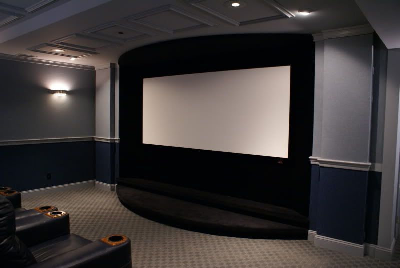 Big Mouth In DC\'s beautiful black/grey theater - Page 44 - AVS ...